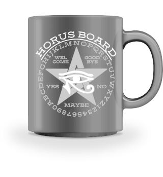 Mystical Pentagram Horus Board - w-g