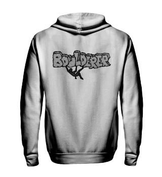 Boulderer - Kletterer