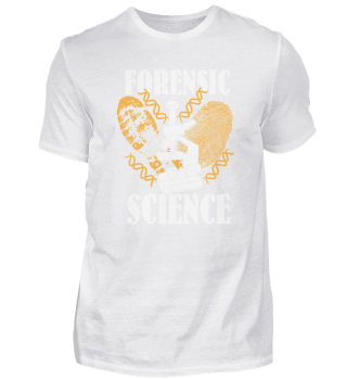 forensic science shirt