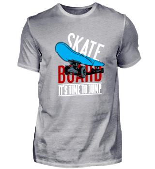 Skater Skateboard Halfpipe Geschenk