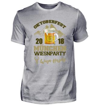 OKTOBERFEST - WIESN HIRSCH 2018.6