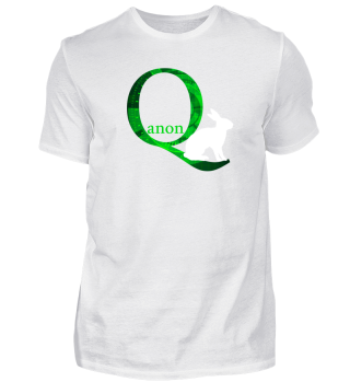 QAnon 17 white rabbit Q anon Trump