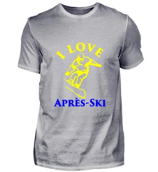 I lOVE Apres-SKI