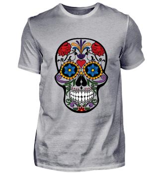 Dead Man Gothic Skull 1