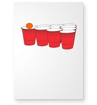 Beer Pong - Party Team