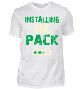 Installing Six Pack, loading...