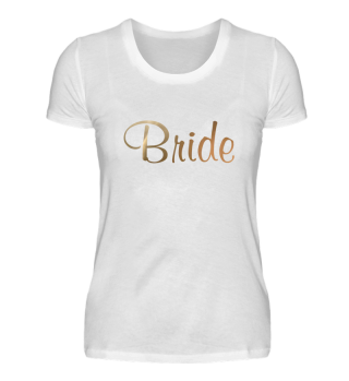 Bride Shirt - Frauen JGA