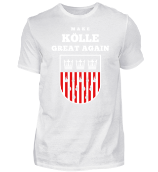 Make Kölle great again!