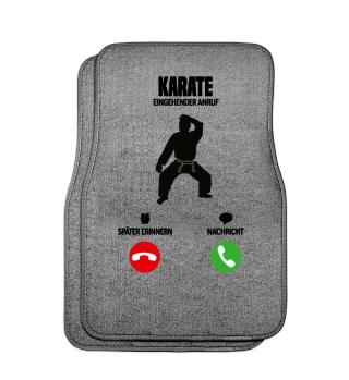 Telefon Karate ruft mich! Judo Geschenk