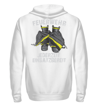 Feuerwehr - Jederzeit einsatzbereit