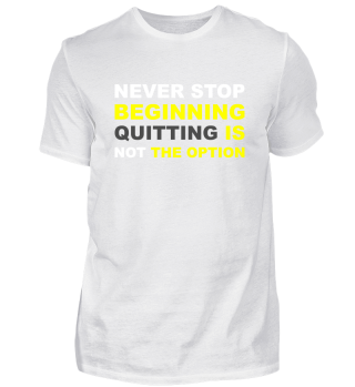 Motivational & Inspirational T-Shirt