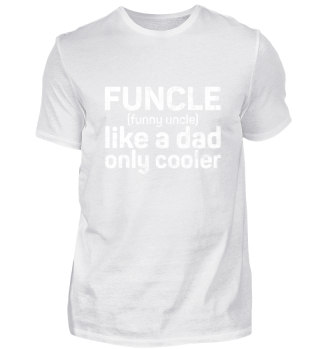 Funcle - Funny Uncle used look
