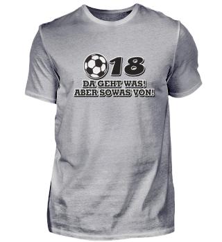Volljährig Fussball Fan - Da Geht Was 1