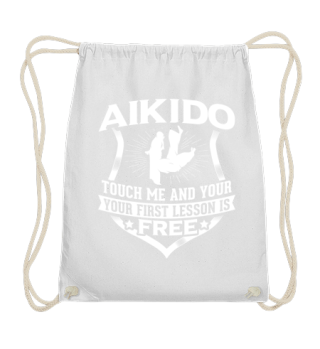 Aikido touch me!