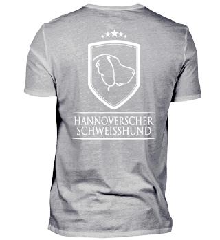 HANNOVERSCHER SCHWEISSHUND Backprint