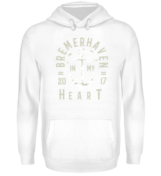 Bremerhaven IN MY HEART HOODY
