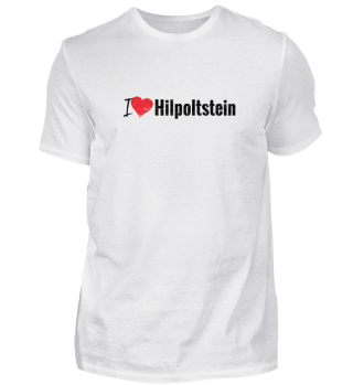 """I love Hilpoltstein!"""