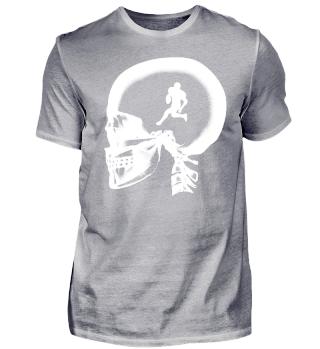 Xray Skull American Football