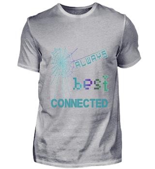 Always best connected