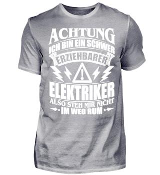 ELEKTRIKER BERUF HANDWERK STROM ARBEIT