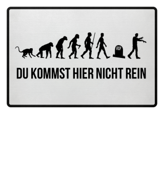 Evolution Of Humans - Zombie Ia