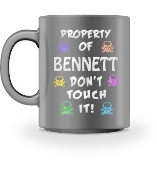 Property of Bennett Mug