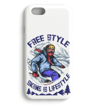 ☛ SKIING IS LIFESTYLE #1BH