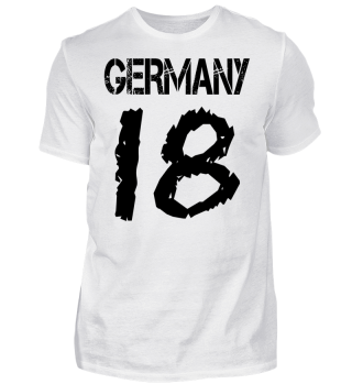Germany 18 (black/front)