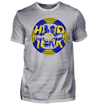 HardTekk 3D Schriftzug 003
