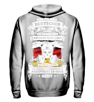 Ich bin ein Deutscher