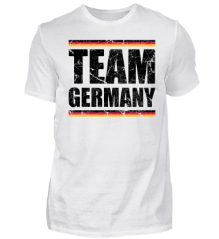Team Germany Deutschland Fan T-Shirt