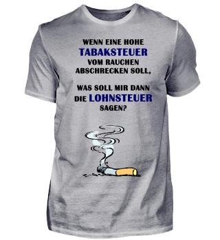 Rauchen Steuern
