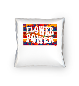 Pop Art Flower Power Feeling