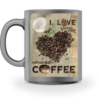 ♥ I LOVE COFFEE #1.32.2T