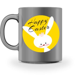 ★ Cute Happy Easter Bunny Greetings 2