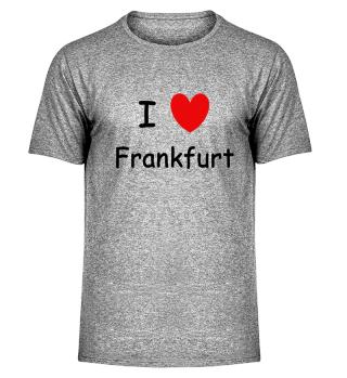I ♥ Frankfurt (German)