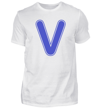 Alphabet - Letter - V