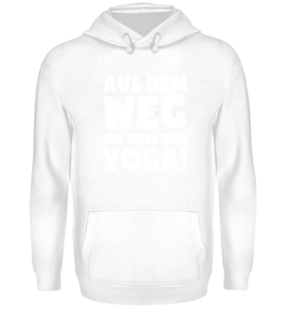 ... ich muss zum Yoga! - Geschenk