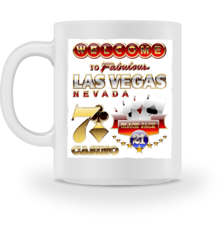 ♥ LAS VEGAS · NEVADA · USA #1WT