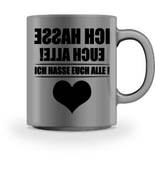 ♥ ICH HASSE... #3ST