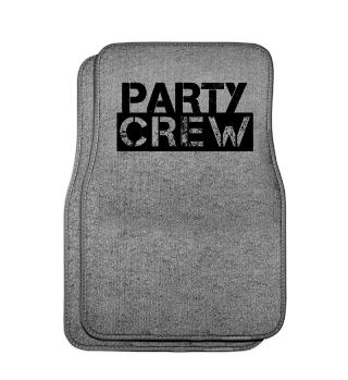party crew member 01 malle mallorca niemals team suff