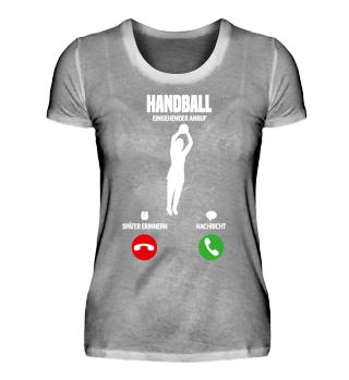 Telefon Handball ruft mich! Geschenk