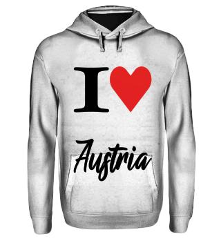 I Love Austria