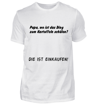 Lustiges Vatertagsshirt