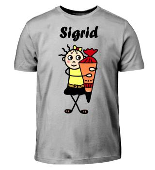 Sigrid - Einschulung I-Dötzchen