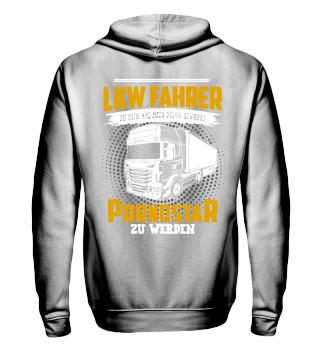 LKW - Fahrer Pornostar