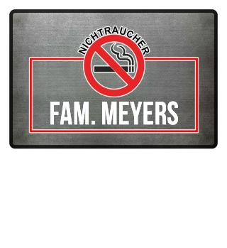 ♥ Nichtraucher Verbotszeichen III