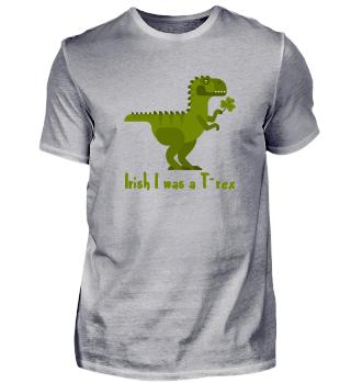 Irisch ich war ein t-rex