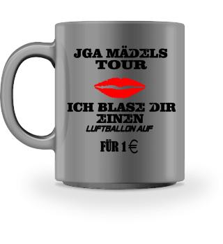 JGA Mädels Tour