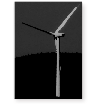 Lonely Windmill of Darkness